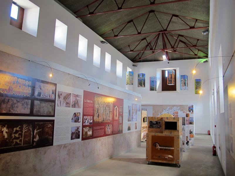 Centro de Interpretación San Baudelio