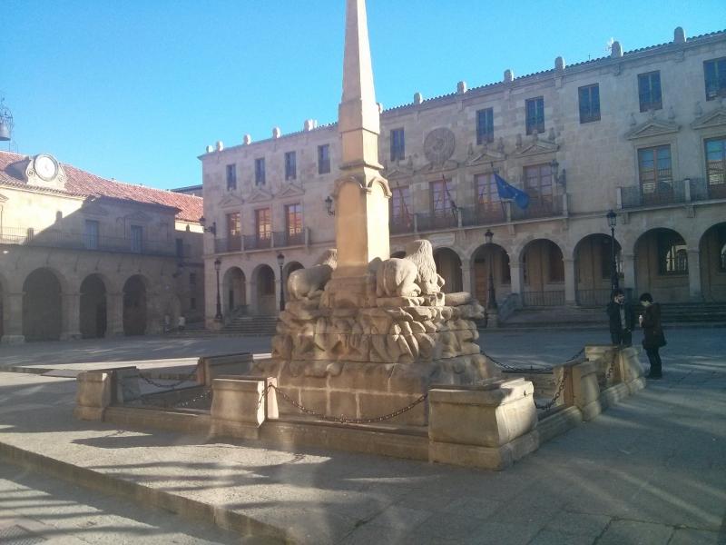 Soria capital - Las casas de Pandreula