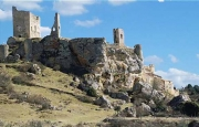 The castle of Calatañazor