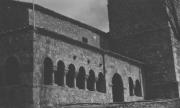 Pórtico iglesia de Aguilera